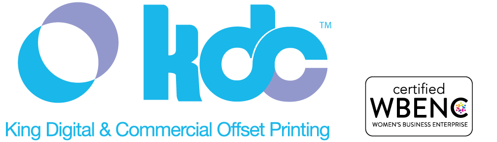 KDC | King Digital & Commercial Offset Printing